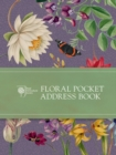 RHS Floral Pocket Address Book - Book