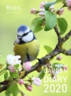 Royal Horticultural Society Wild in the Garden Diary 2020 - Book