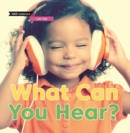 Let's Talk: What Can You Hear? - Book