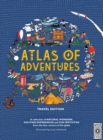 Atlas of Adventures: Travel Edition - Book