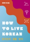 How to Live Korean - Book