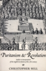 Puritanism & Revolution - Book