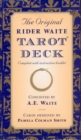 The Original Rider Waite Tarot Deck - Book