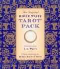 The Original Rider Waite Tarot Pack - Book