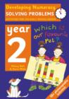 Solving Problems: Year 2 : Activities for the Daily Maths Lesson - Book