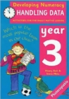 Handling Data: Year 3 : Activities for the Daily Maths Lesson - Book