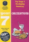 Calculations: Year 7 : Activities for the Daily Maths Lesson - Book