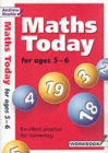 Maths Today for Ages 5-6 - Book