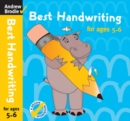Best Handwriting for Ages 5-6 - Book