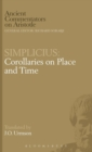 Corollaries of Place and Time - Book