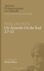 On Aristotle on the Soul 2.7-12 - Book