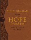 Hope for Each Day Large Deluxe : Words of Wisdom and Faith - Book
