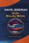 NKJV, Airship Genesis Kids Study Bible, TechTile Leather Edition - Book