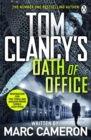 Tom Clancy's Oath of Office - Book