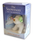 The Snowman and the Snowdog: Book and Toy Giftset - Book