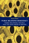 Public Relations Democracy - Book