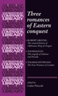 Three Romances of Eastern Conquest - Book