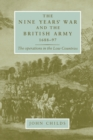 The Nine Years' War and the British Army 1688-97 : The Operations in the Low Countries - Book