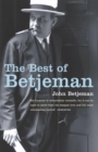 The Best of Betjeman - Book