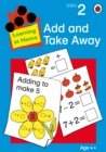 Add and Take Away - Book