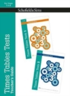 Times Tables Tests Teacher's Guide - Book