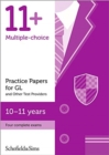 11+ Practice Papers for GL and Other Test Providers, Ages 10-11 - Book
