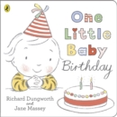 One Little Baby Birthday - Book