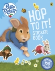 Peter Rabbit Animation: Hop to it! Sticker Book - Book