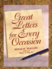 Best Letters For All Occasions - Book