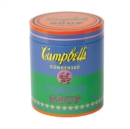 Warhol Soup Can Green 200 Pc Puzzle : 200 PC Puzzle - Book