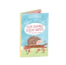 Stick with Me / Wild Love Shaped Sticky Notes : 175 Decorated Stickies - Book