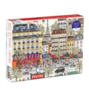 Michael Storrings Paris 1000 Piece Puzzle - Book