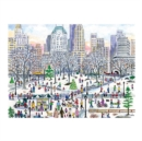 Michael Storrings Winter in Central Park 1000 Piece Puzzle - Book