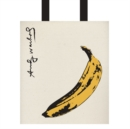 Andy Warhol Banana Tote Bag - Book