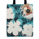 Andy Warhol Poppies Tote Bag - Book