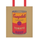 Andy Warhol Campbell's Soup Tote Bag - Book