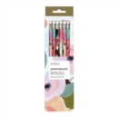 Painted Petals Pencil Set - Book