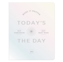 Today's the Day Holographic Deluxe Pocket Undated Planner - Book