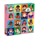 Little Feminist 500 Piece Family Puzzle - Book