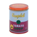 Andy Warhol Soup Can Red Violet 300 Piece Puzzle - Book