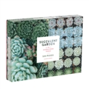 Succulent Garden 2-Sided 500 Piece Puzzle - Book