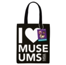 I Heart Museums Tote Bag - Book