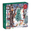 Advent Forest Square Boxed 1000 Piece Puzzle - Book