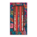 Liberty Floral Everyday Pen Set - Book