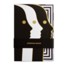 Jonathan Adler Atlas A5 Die-cut Notebook - Book