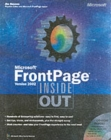 Microsoft FrontPage Version 2002 Inside Out - Book