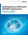 Building Secure Microsoft ASP.NET Applications - Book