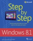 Windows 8.1 Step by Step - Book