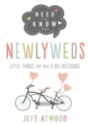 Need to Know for Newlyweds : Little Things That Make a Big Difference - eBook