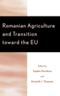 Romanian Agriculture and Transition Toward the EU - Book
